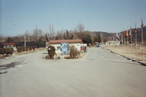 Demilitarized Zone - North Korean Border Photo By Brandon Scott