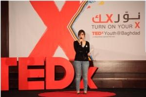 TED-X Baghdad