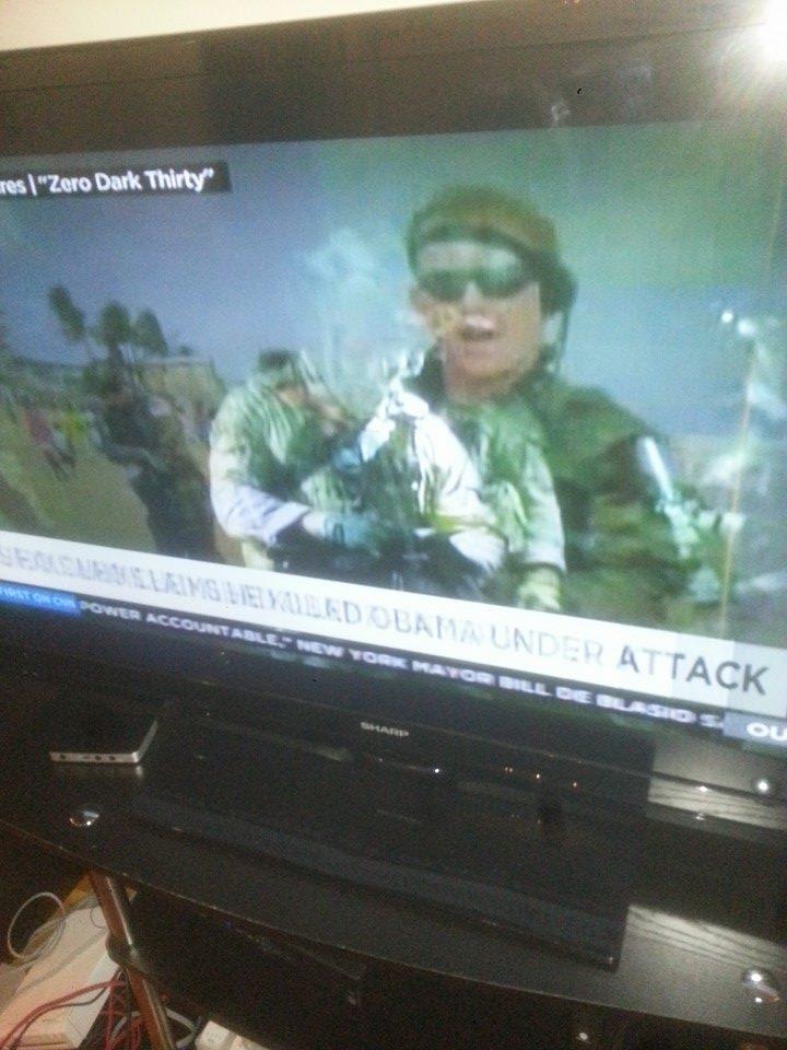 CNN Reports SEAL Kills